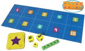 Pack de matemáticas del ratón Robot de Code & Go