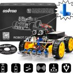 Osoyoo Robot Car Starter Kit for Arduino UNO R3