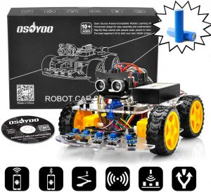 Osoyoo Robot Car Starter Kit for Arduino UNO R3