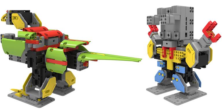 robot jimu explorer